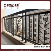 Iron Balcony Railings Designs / Outdoor Wrought Iron ...
