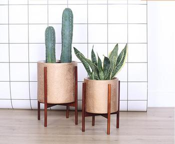 Plant Pot With Stand Interior Design Ideas