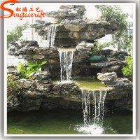 Advanced Skills Indoor Wall Water Fountain Garden Fountain ...