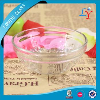 Bubble Design Supermarket 5pcs Glass Bowl Set Glass Food Container
