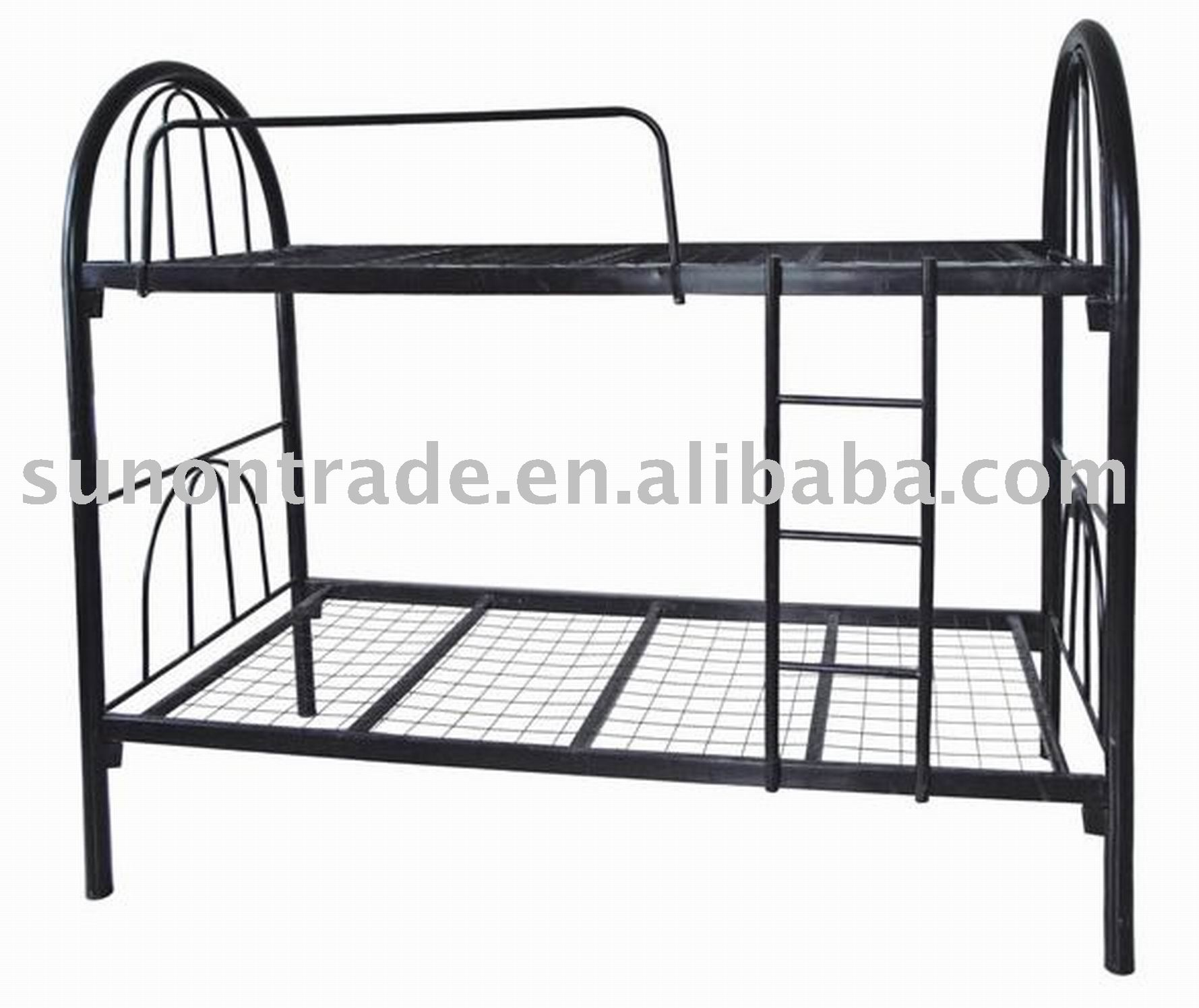 Hot model iron l bunk bed with wire for adult a 03 buy iron bed military bunk bed double bunk beds product on alibaba com