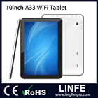 High Definion 1024*600 WIFI Tablet PC 10 Inch, Quad Core WIFI Tablet 10.1