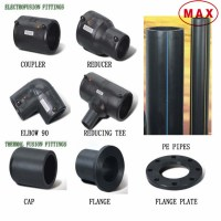 Polyethylene Hdpe Water Poly Pipe Fitting Names And Parts ...