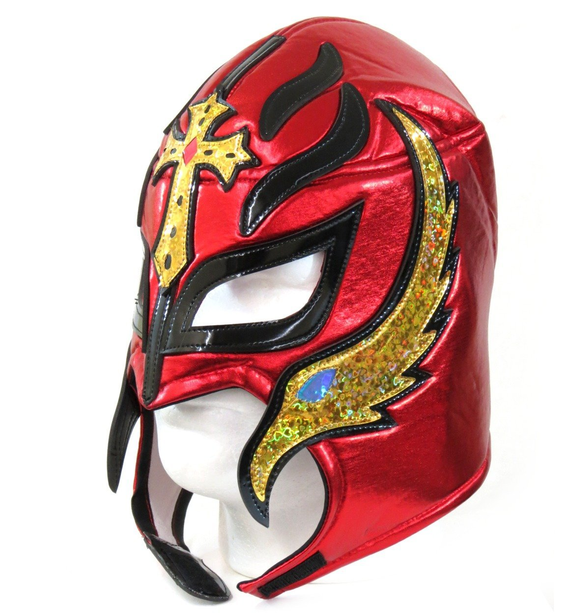 Lucha Libre Rey Misterio Buy Rey Mysterio Adult Lucha Libre Wrestling Mask Pro Fit