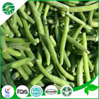 Frozen green beans and frozen vegetables with kosher certificate