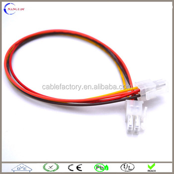 Computer Cpu Power Wire Harness With 5557-4p Connector - Buy Cpu