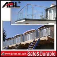 Cement Glass Balcony Railing Designs - Buy Cement Balcony ...