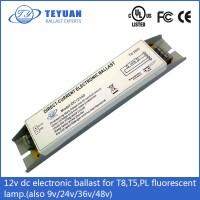 Electronic Ballast For T8 Fluorescent Lamps - Design de ...