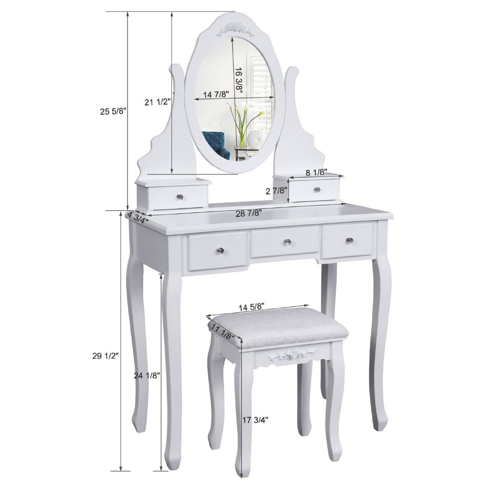 Cosmetic Table French Style Dressing Table Vanity Dresser Stool Set Makeup Table Set Buy Dresser Stool Set Dressing Table Makeup Table Set Product On