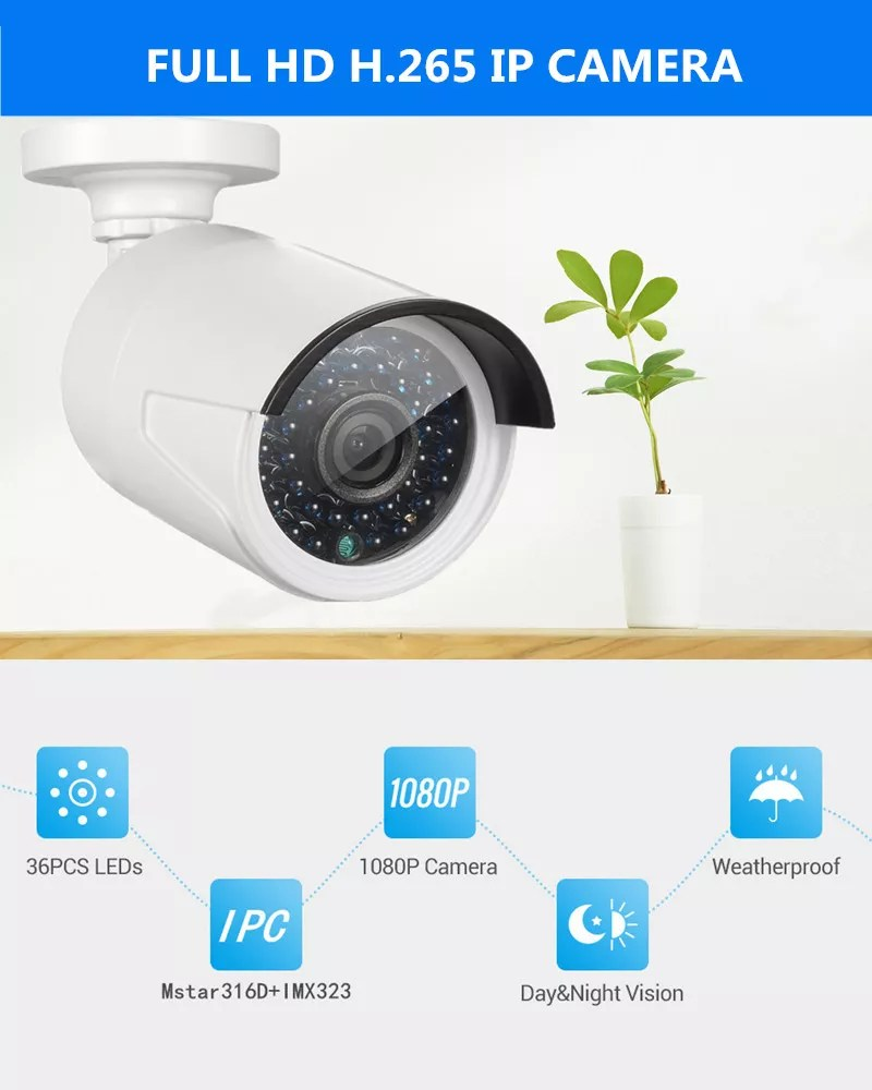 Camera De Surveillance Exterieur Ip Wifi Bullet Fixed Ip Camera Support Audio And Sd Card Recoding Camera De Surveillance Exterieur Hd Buy Camera De Surveillance Surveillance