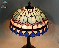 Tiffany Stained Glass Lamp Shade - Buy Real Tiffany Lamps ...