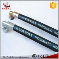 Oil Resistant High Pressure Hydraulics Flexible Stainless ...