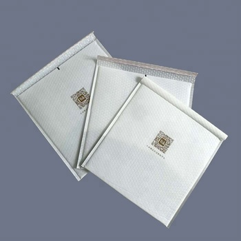 Bulk White Poly Bubble Mailers Padded Envelope With Logo Print, View