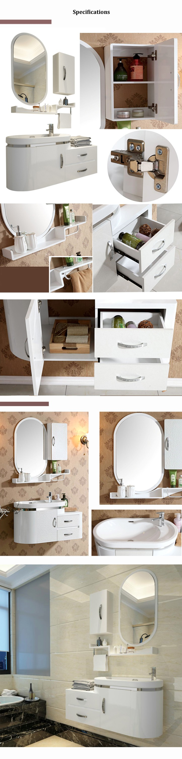 Qierao Modern Curved Irregular Shape German Style Bathroom Vanity Storage Qi Lw1706 Buy Irregular Shape Bathroom Vanity German Style Bathroom Vanity Bathroom Vanity Storage Product On Alibaba Com