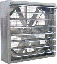 Industrial Workshop / Warehouse Wall Mounted Exhaust Fan ...