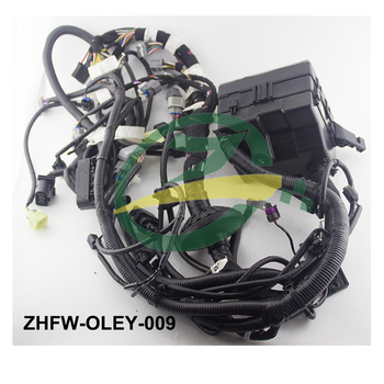 Car Electric Control Unit Wire With Fuse Box For Faw Oley 3724010-en