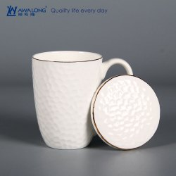 Small Of Porcelain Coffee Mug With Lid