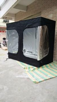 Indoor Mini Grow Tent 240*120*200cm - Buy Hydroponics Grow ...