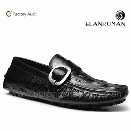 Source Slip on top trend fashion man shoes OEM