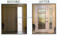 Gyd-15d0669 Modern Safety Door Design In Metal - Buy ...