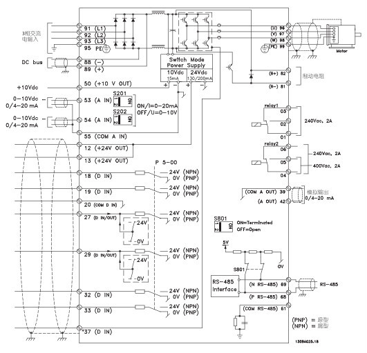 Danfoss Vfd Wiring Diagram - Wiring Diagram Write