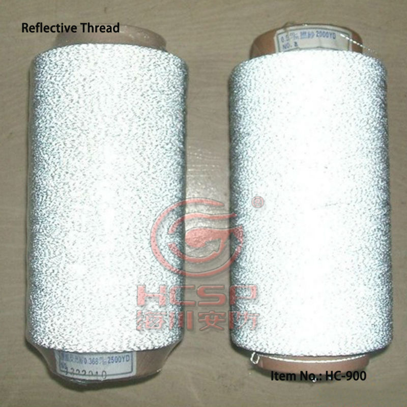 Wholesale Yarn Supplier Reflective Thread For Embroidery View Reflective Thread