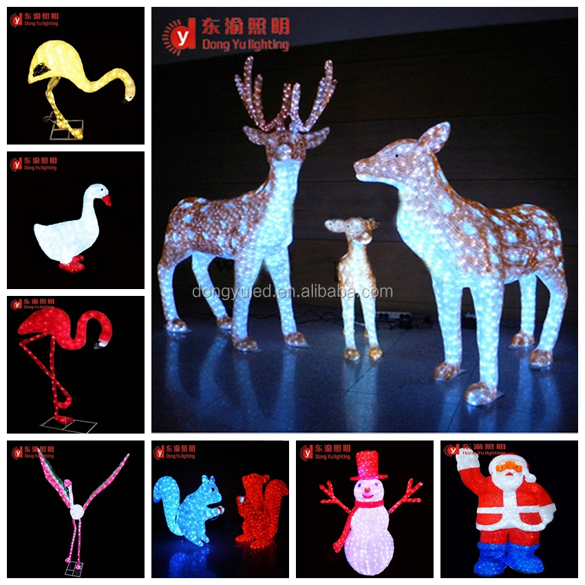 Led Christmas Fireworks Light Pole Motif Decorative Light - outdoor led christmas decorations