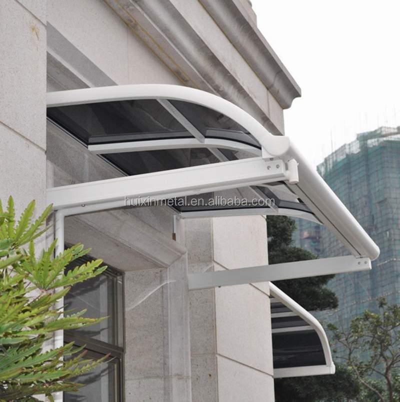 Fixed System Aluminium Windows Rain Awning,Canopy For Sale