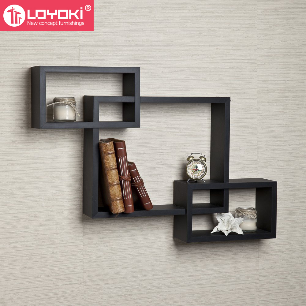 Wall Shelf Design New Design Mdf Wooden Wall Shelf Design Cube Shelf Intersecting Boxes Home Decor Wall Mount Shelf Buy Wall Mount Shelf Cube Shelf Wooden Wall Shelf