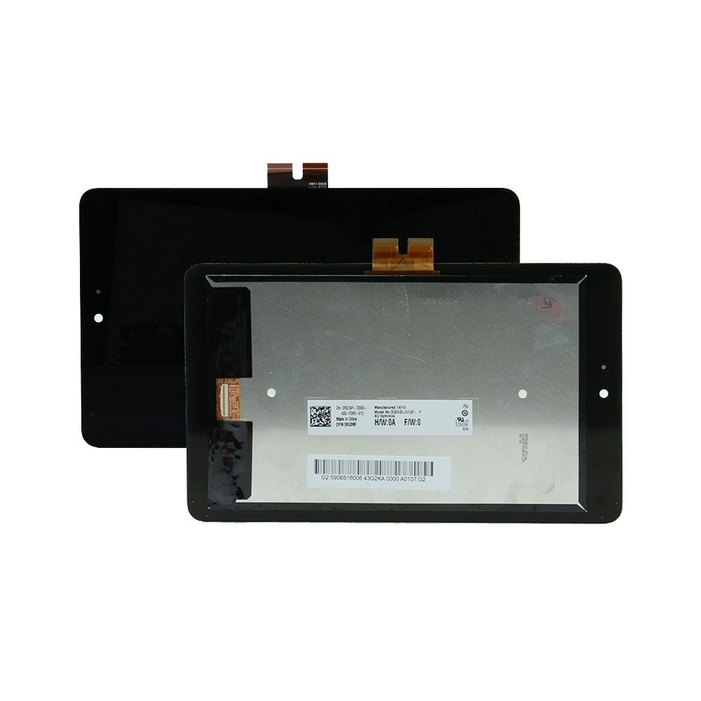 for dell venue 8 3840 lcd display glass panel screen touch screen digitizer assembly replacement