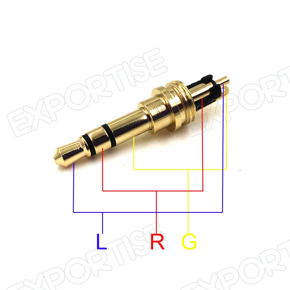 3 5 mm jack wiring 3 wire