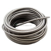 Best Braided Black Stainless Steel Flexible Hose For Fuel ...