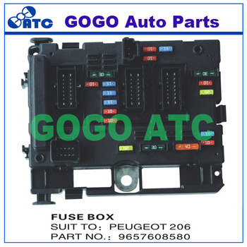 Oem Fuse Box Wiring Diagram