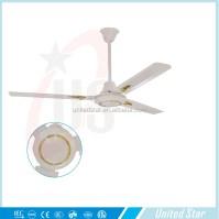 56inch Ac Dc Battery 12v Ceiling Fan