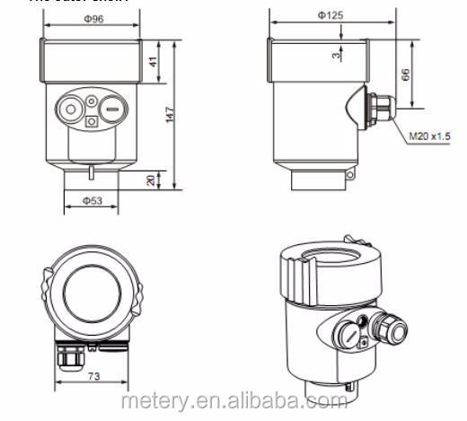 high water alarm wiring diagram