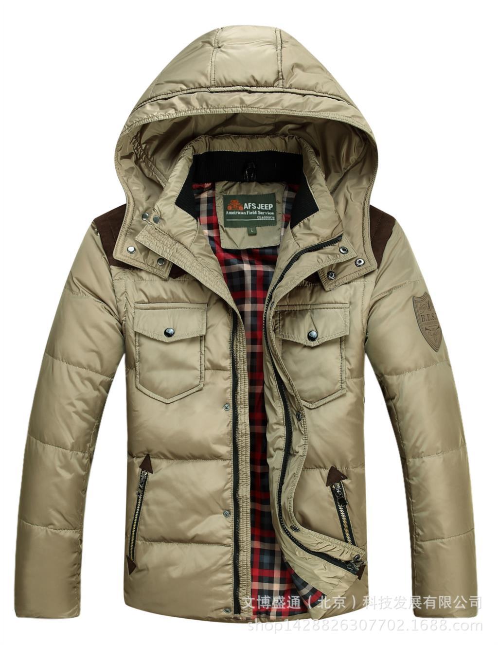Winter men s long design down jackets coats men fashion thick warm hooded jacket jaqueta masculina mens