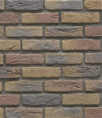 Faux Fire Thin Brick Veneer For Fireplace Decor - Buy Faux ...