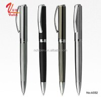 2016 New Business Design Black Metal Pen For Personalized ...