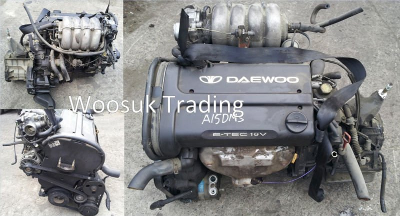 Daewoo Nubira Engine Index listing of wiring diagrams