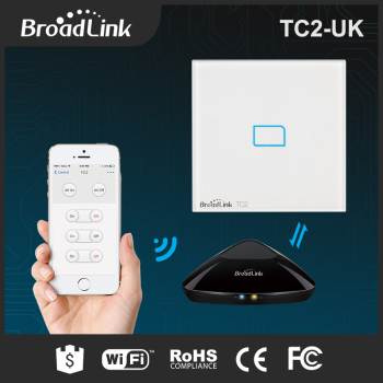BroadLink RF smart phone remote control 1 gang 2 way light switch with  wiring diagram, View 2 way light switch wiring diagram , BroadLink Product