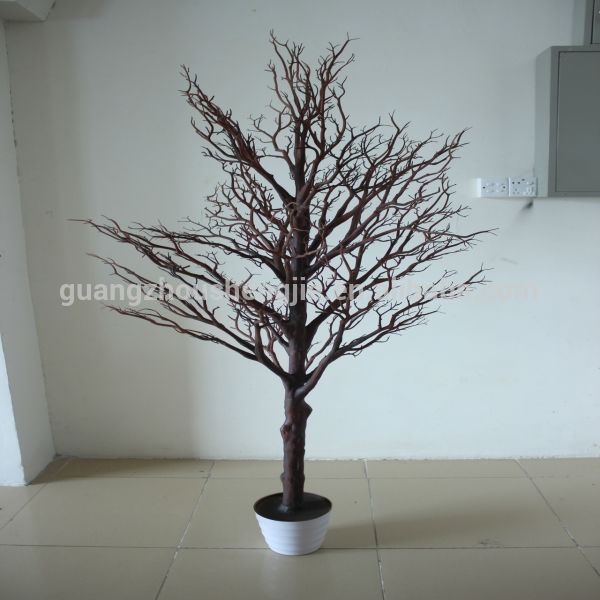 Q123102 Wedding Decorative Artificial Dry Tree For