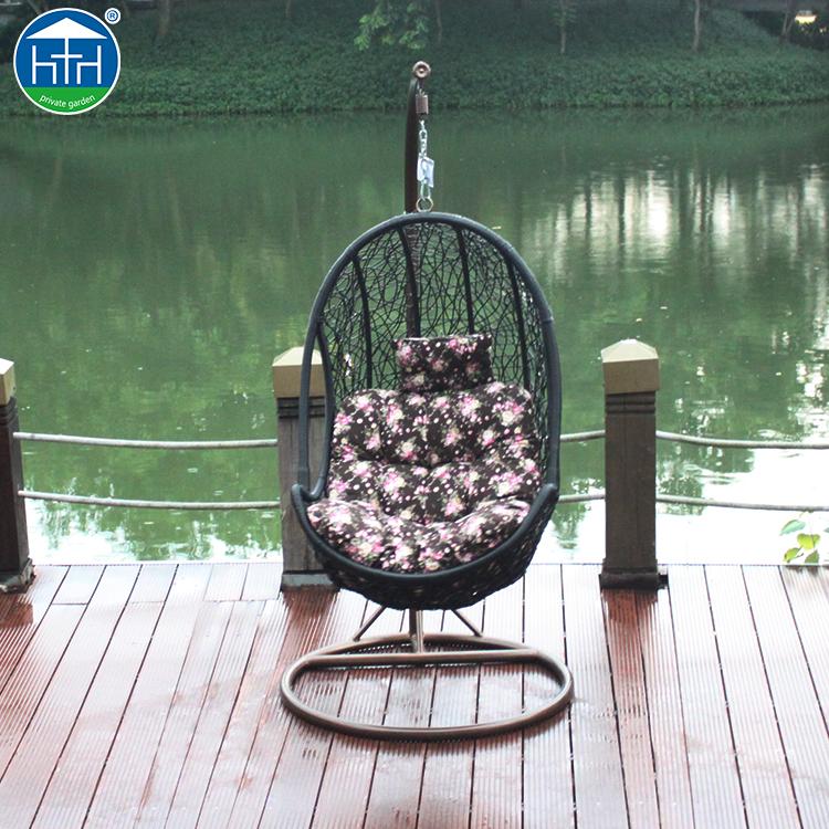 Dw-hc2016504 Terrasse Korb Schaukel,Rattan Ei Hängesessel - Buy - hangesessel korb rattan