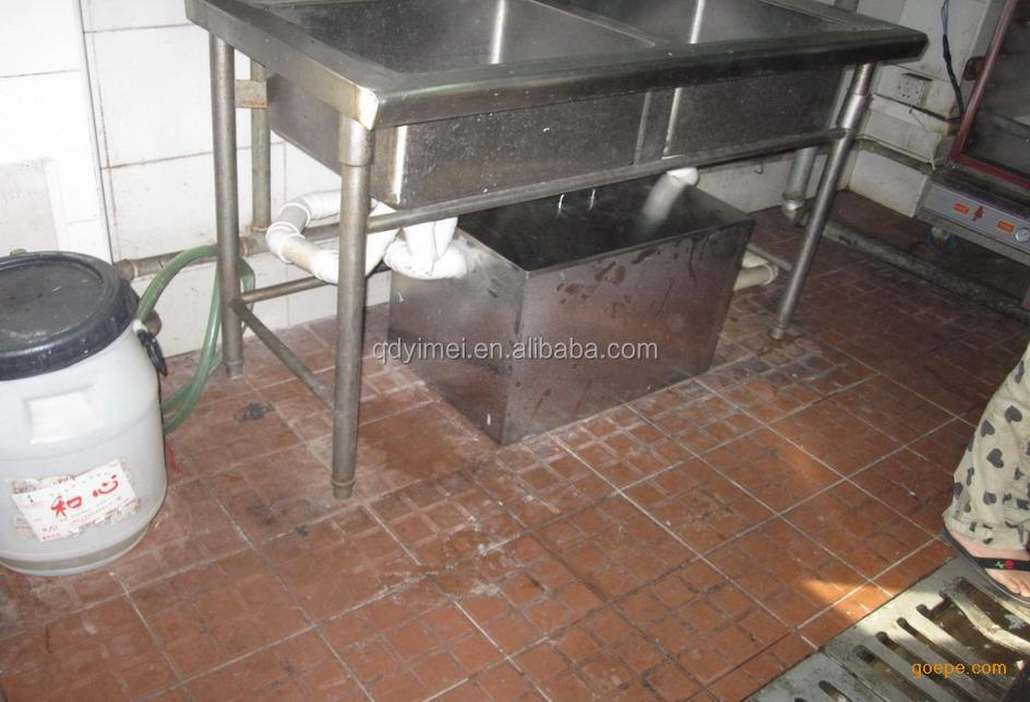 Portable Grease Trap For Restaurant Kitchen Buy Grease