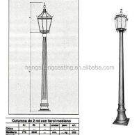 Decorative Antique Street Garden Lamp Post - Buy ...