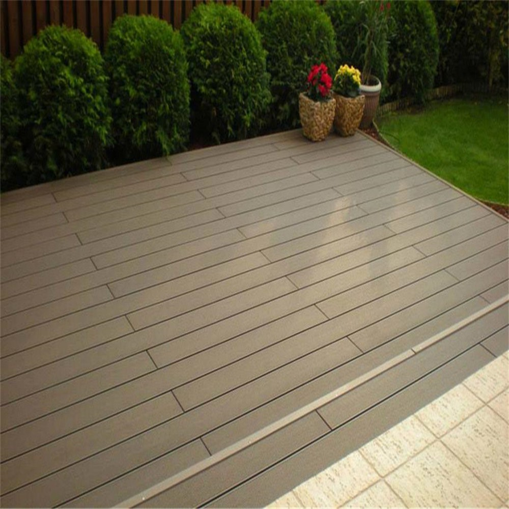 Color Wpc Deck High Gloss Solide Wood Flooring Frstech