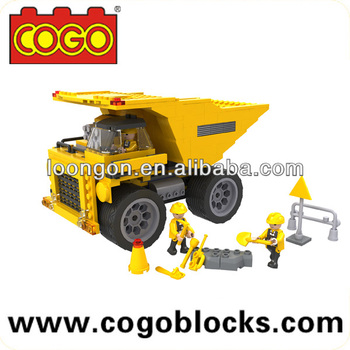 COGO plastic toys blocks Engineering Series toys kids, View toys