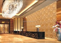 3d Leather Interior Decorative Soundproof Wall Panel - Buy ...