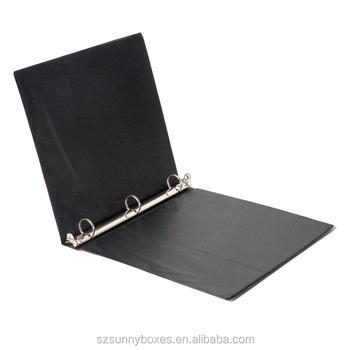 Customized A4 Folder 3 Ring Binders - Buy 3 Ring Binders,A4 Folder