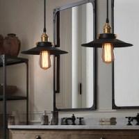 2016 Popular Loft Country Style Pendant Lighting Wrought ...