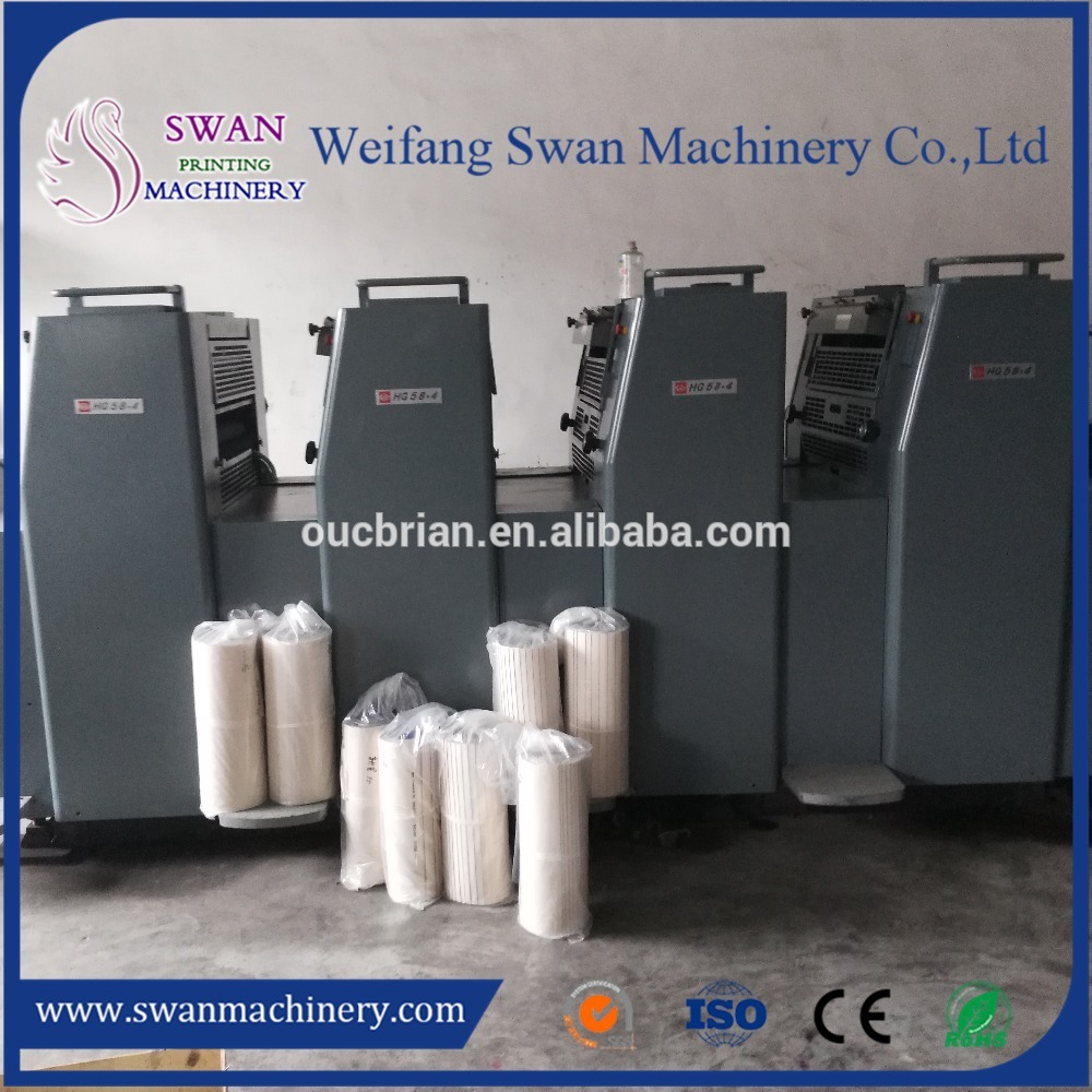 Web Offset Printing Machine Home Used Two Color Web Offset Printing Machine Buy Two Color Web Offset Printing Machine Two Color Web Offset Printing Machine Two Color Web Offset